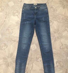 Новые джинсы 42-44р