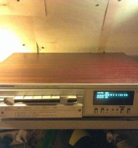 Магнитофон - приставка м-201 стерео, радиотехника