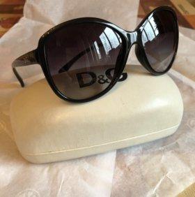 Солнцезащитные очки Dolce&Gabbana (Италия)
