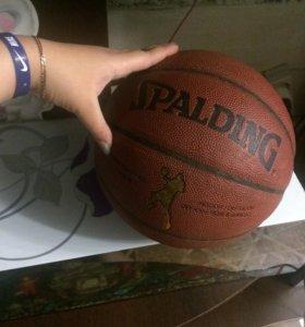 Баскетбольный мячь SPALDING