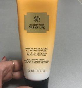 Гель-масло для умывания Oils of Life