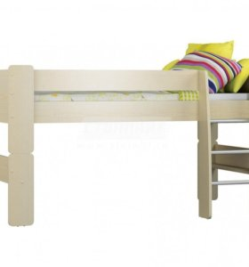 кровать маугли со шторками