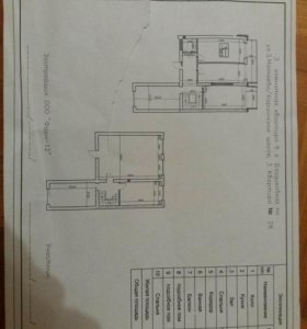 Квартира, 5 и более комнат, 190.5 м²