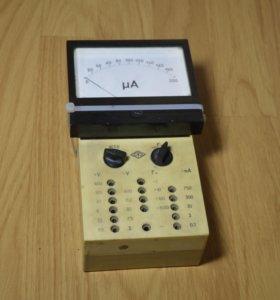 Мультиметр (тестер) Ц20, СССР