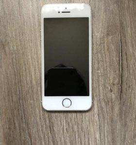 IPhone 5s gold 64 gb