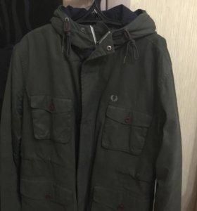 Куртка демисезонная fredperry размер XL