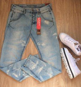 Новые джинсы Timezone 28 р