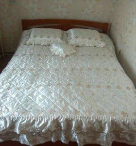 Покрывало декор на 2х-сп. кровать