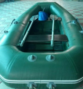 Лодка двухместная меркурий грузоподемность 220 кг