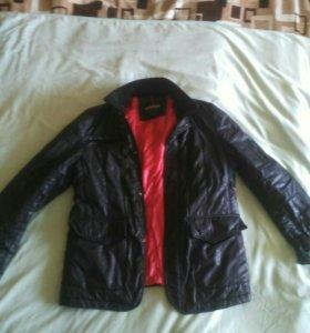 Куртка демисизон 50-52размер