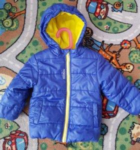 Продам куртку Reebok