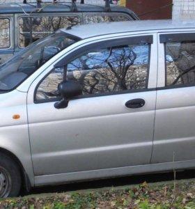 Комплект летней резины к автомобилю DAEWOO MATIZ