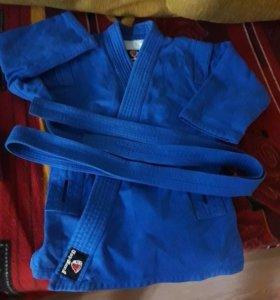 Куртка для самбо. Самбовка