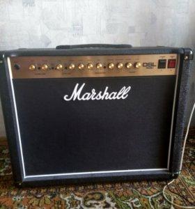 Гитарный усилитель Marshall dcl40(ламповый)