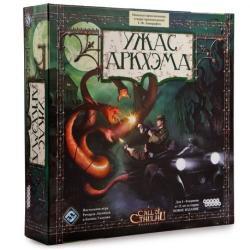 Новая настольная игра Ужас Аркхэма