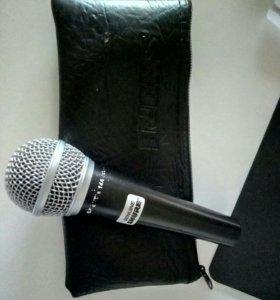 Микрофон shure (мексика)