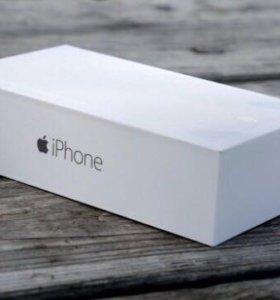 Коробки iPhone 6 и 5 s