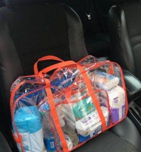 Готовая сумка в роддом Стандарт