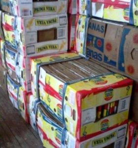 Банановые ящики