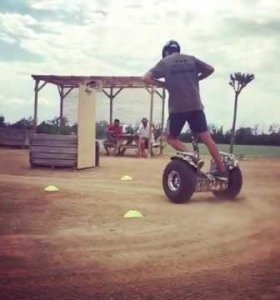 Segway Eswing offRood