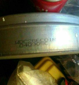 Мотор WDC266C01R