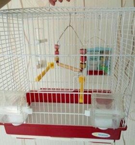 Клетка для попугая/птицы