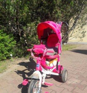 Велосипед TRIKE, НОВЫЙ, розовый