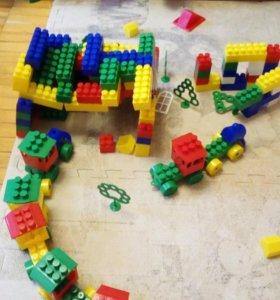 Лего конструктор+2 бонуса