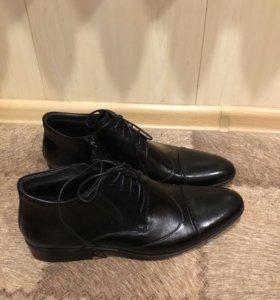 Новые ботинки Rihard-H