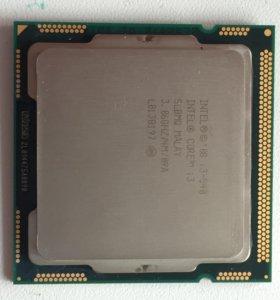 Процессор Intel Core i3- 540