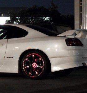 Задний бампер обвес Nissan Silvia S15