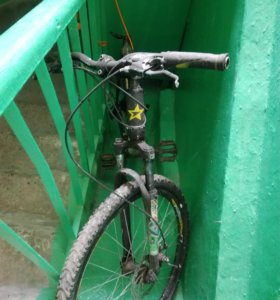 Продам велосипед на запчасти