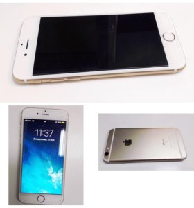 Айфон 6 s Gold 32 Gb