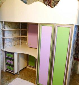 Мебельный комплекс по индивидуальному проекту