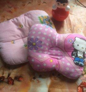 Подушечки для младенца