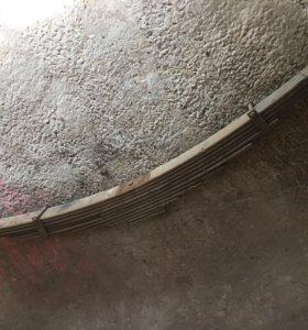 Рессора передняя КАМАЗ 53215 / 65115