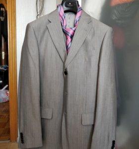 Мужской костюм 48 размер для высоких