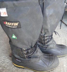 Сапоги утеплённые baffin
