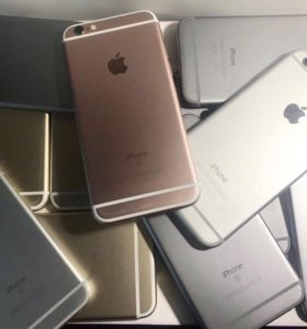 Apple iPhone от 5s до X