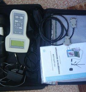 Измеритель плотности электромагнитного потока ПЗ-3