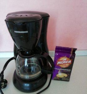 Кофеварка redmond