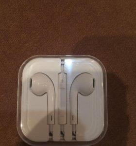 Наушники,Apple, IPhone