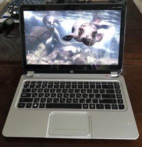 Ноутбук hp envy 4-1260er сенсорный