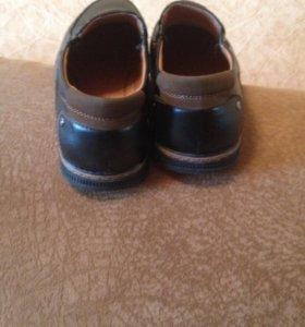 Туфли. Для мальчиков. 37 размер