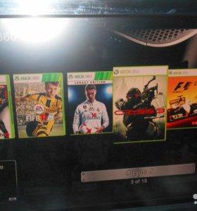 Игровая Приставка Xbox 360 Freeboot