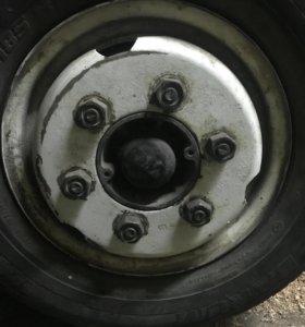 Колёса для грузовичка R14С