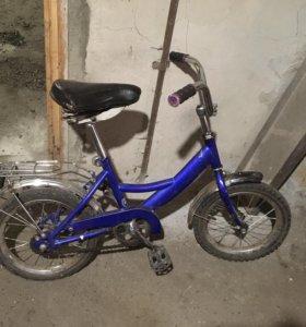 Велосипед детский 14'