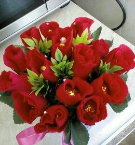 Сладкий подарок Розы