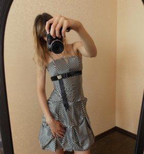 Новое платье праздничное