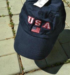 Шапки мужские новые из США